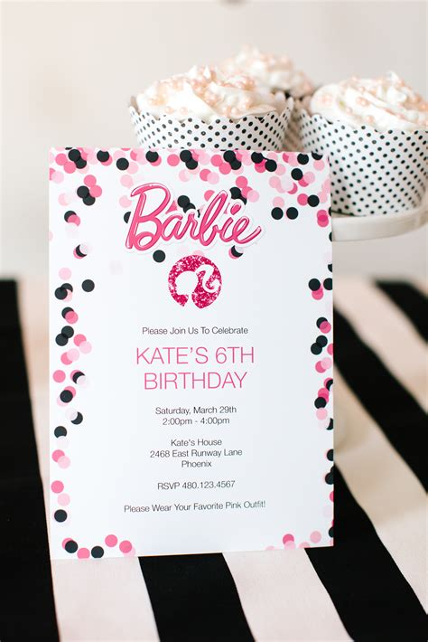 rainbow birthday party invitations free printable making it lovely