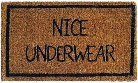 funny door mat the unlikely orange april fools doormats
