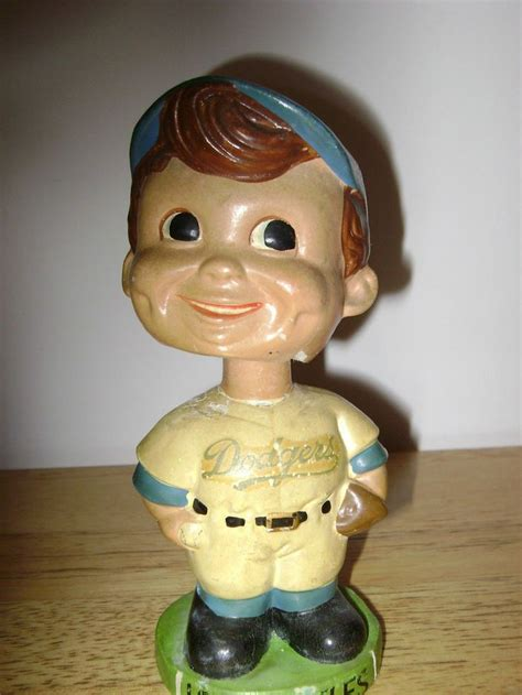 60s bobblehead 694 best images about dodgers collectibles on