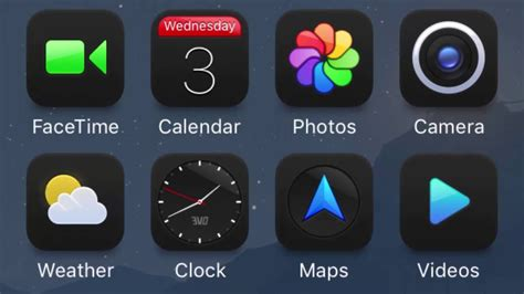 clock themes ios 9 top 10 best winterboard anemone ios 9 2 9 3 3 themes for