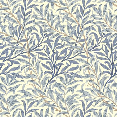 modern wallpaper pinterest wallpaper above the white beadboard william morris