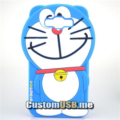 Samsung Galaxy J7 Silikon Cover 3d Karakter Doraemon for samsung galaxy a7 e7 j7 japan 3d doraemon phone soft silicone rubber