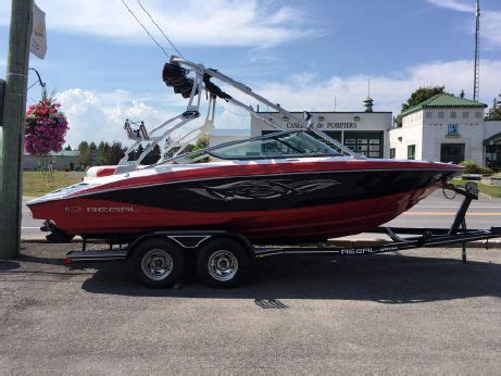 regal boats 2100 rx regal 2100 rx bowrider boats for sale yachtworld