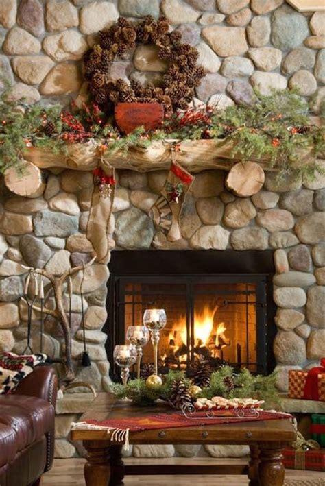 stunning christmas mantel decorating ideas feed