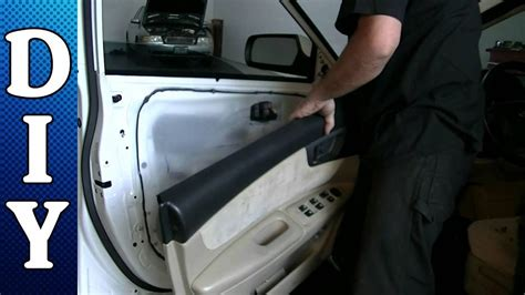 333 Swith Temperature Toyota Avanza 13 how to remove and replace a door panel and door handle