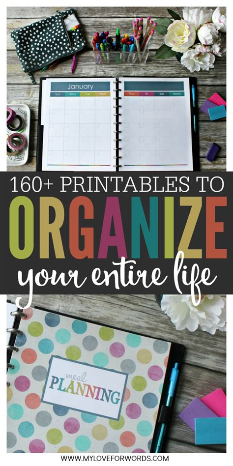 organizing life this organized life binder tour