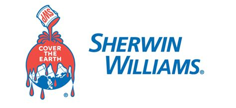 sherwin williams sherwin williams logo used to be a air balloon not a globe mandelaeffect
