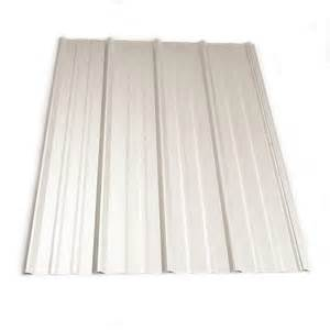 metal sales 14 ft classic rib steel roof panel in