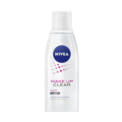 Toner Wajah Nivea jual nivea make up clear white toner 200 ml