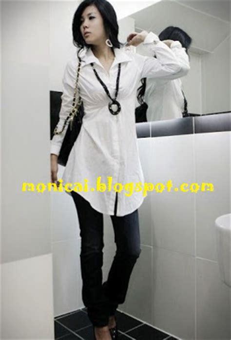 Baju Formal Korea baju kerja korea wanita ke kantor