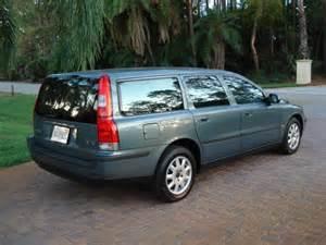 2001 Volvo Wagon 2001 Volvo V70 Wagon