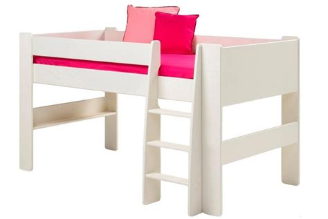 mid sleeper with futon steens the complete child s bed set childrens bed shop