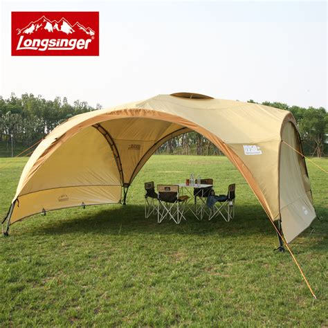 tent and awning 2walls longsinger large canopy tent awning advertising