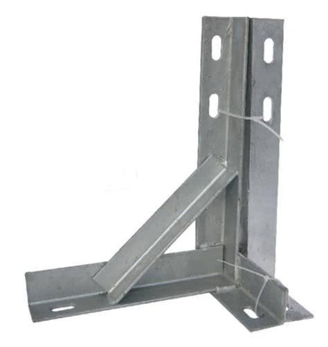 20 Tk Stel Kode 9831 24 quot t k wall bracket painted steel heavy duty mount