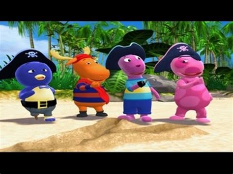 the backyardigans pirate adventure episodes