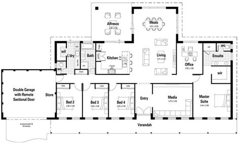 queensland house designs floor plans homestead house plans queensland house design ideas