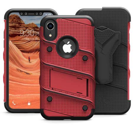zizo bolt iphone xr tough screen protector black mobile ireland