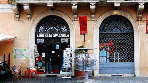 la libreria roma adi 243 s a la librer 237 a espa 241 ola de roma