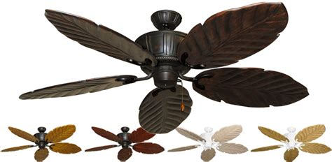 Outdoor Ceiling Fans Tropical Design by 58 Inch Centurion Tropical Outdoor Ceiling Fan With Arbor