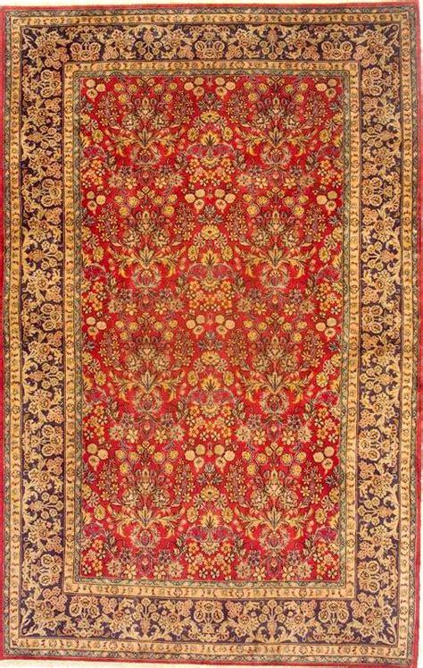 floral spray rug antique yazd rugs carpets