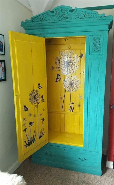 une armoire 1001 id 233 es pour relooker une armoire ancienne