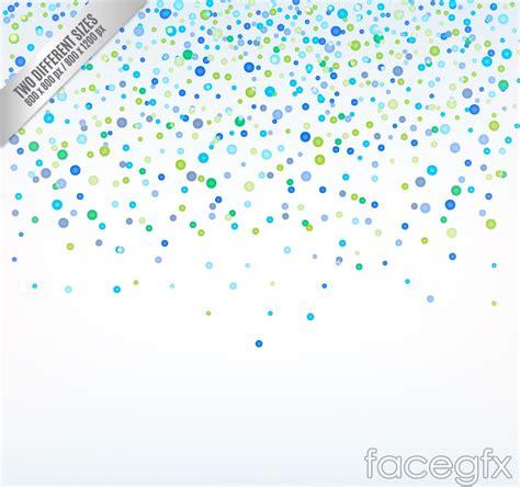 fun color bubble vector background free download