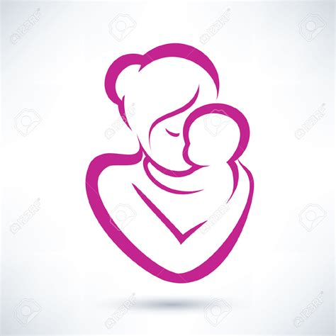 mother s day tattoo and baby clipart search crafts