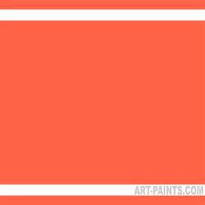 coral color coral decorative fabric textile paints 106 coral paint