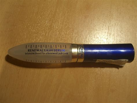 Loreal Lash Serum in brussels l oreal renewal lash serum review