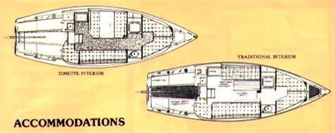 sailboat layout catalina 25 review which sailboat