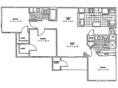 turnberry place floor plans turnberry place apartments rentals peters mo