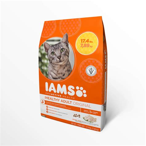 iams food compare s abundance premium cat food to iams proactive health original