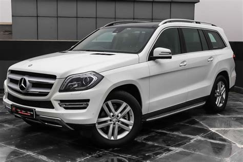Mercedes Gl Used by 2015 Used Mercedes Gl350 Cdi 4matic For Sale In
