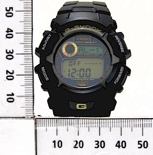 G Shock G2300 Tough Solar Original ceas de mana casio casio g shock tough solar s
