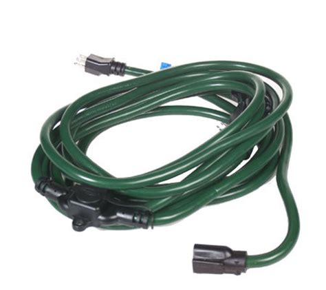 multi outlet25 indoor outdoor extension cord w connect a