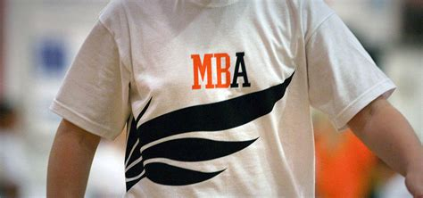 Mba From Home by Mba Mini Basket Association
