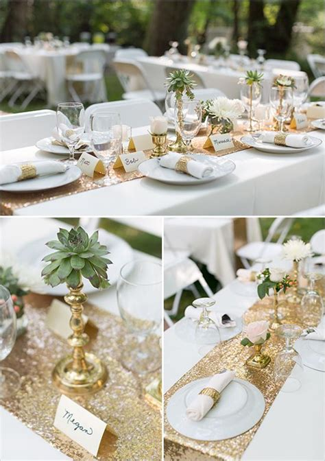 white and gold table 17 best ideas about gold table settings on