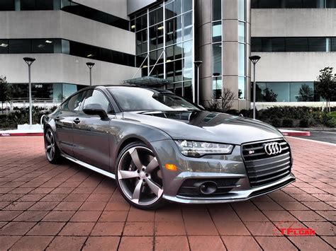 2016 audi s7 luxury fastback sets the pace for styling