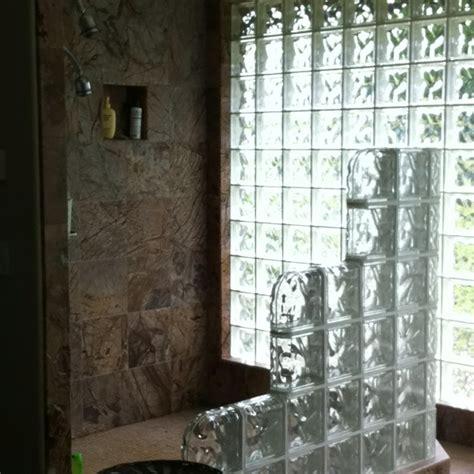 bathroom glass bricks solid glass brick wall i want one dream home