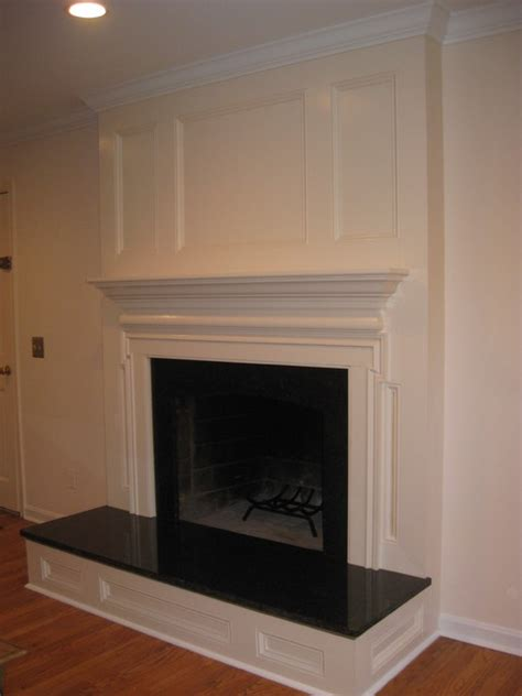 how to build building fireplace surround designs pdf plans