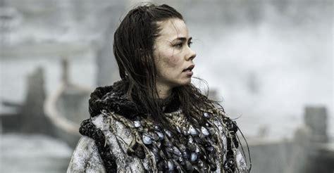 game of thrones danish actress meet the actress who plays wildling karsi talkiewood