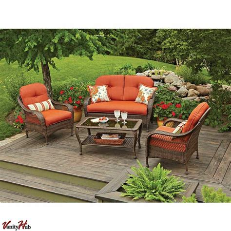 pc patio deck outdoor resin wicker chair sofa sectional