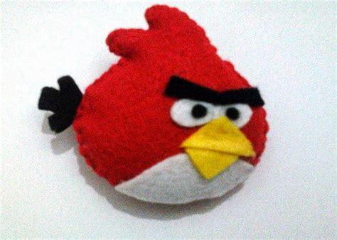 Boneka Karakter Dari Flanel cara membuat boneka angry bird dari kain flanel tutorial kerajinan tangan