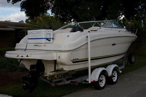 cuddy cabin boats for sale sea 225 weekender 24ft cuddy cabin boat for sale