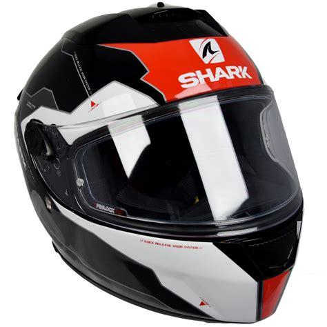 Motorradhelm Shark Speed R by Shark Speed R Sauer Integralhelm Schwarz Rot Weiss Gr 246 223 E