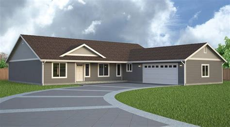 Rambler Home by Rambler House Plans Seattle Home Design And Style