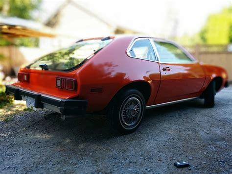 hatchback cars 1980s 1980 ford mercury bobcat hatchback 2 3l for sale