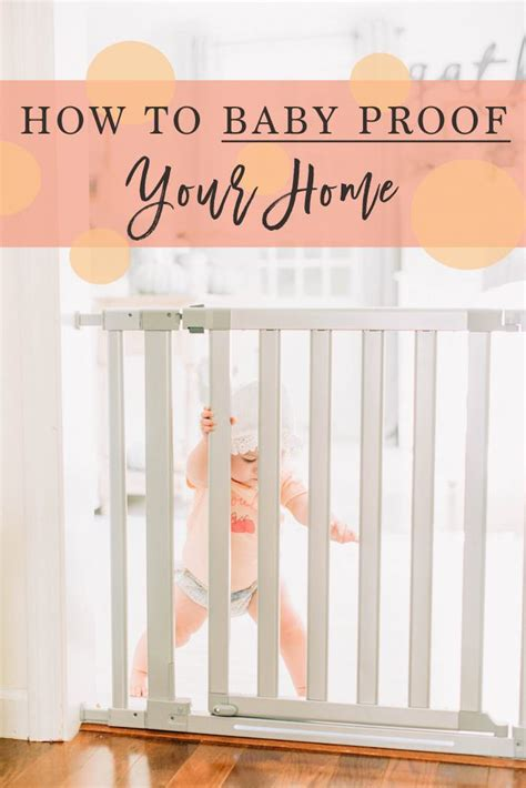 How To Baby Proof Your How To Baby Proof Your Home Lynzy Co