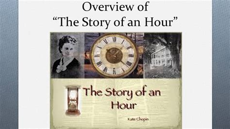 the hour of the the story of an hour powerpoint youtube