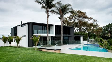 Best Of New Zealand Home Design Episodes Sophisticated House In Auckland New Zealand